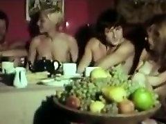 Incredible homemade Threesomes, Retro porn scene