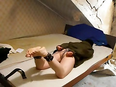 Crazy homemade gay video with BDSM, Amateur scenes