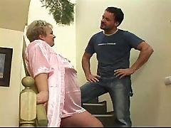 Big boob grannies