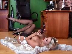 Crazy amateur High Heels, Retro porn scene