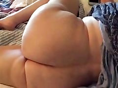 BBW Wife Clair - Ass Compilation