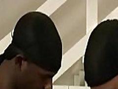 BlacksOnBoys - Gay Black Dude Fuck White Twink 04