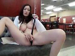 Horny Japanese whore Julia in Hottest Public JAV movie