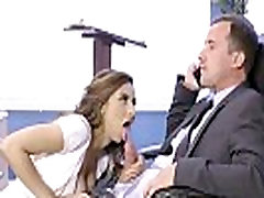Brazzers - Big Tits at School - The Make-Up Exam scene starring Nina North and Jessy Jones