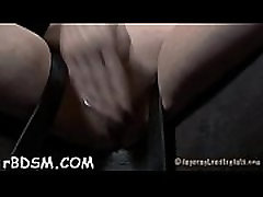 Cock and ball castigation porn