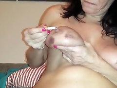 Best amateur Big Tits, BBW sex clip