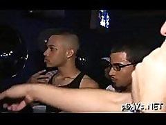 Homosexual guys blow ad ride hard weenies