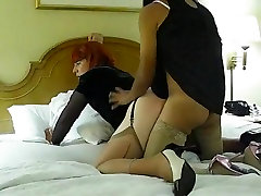 Horny homemade shemale scene with Mature, Redhead scenes
