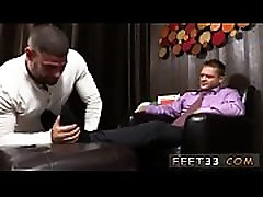 Emo boy feet foot gay Ricky is studly executive Tyrell&039s fresh foot