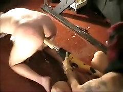 Exotic amateur Femdom, BDSM sex video