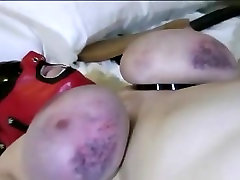 Incredible homemade BBW, Masturbation sex clip