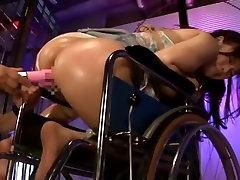 Fabulous Japanese chick Yuri Sato 2 in Exotic BDSM, Big Tits JAV scene