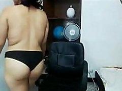 Huge boobs bbw latin teasing on webcam - watchfreewebcam.com