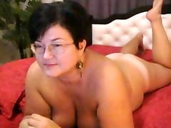 Bbw mature with huge tits