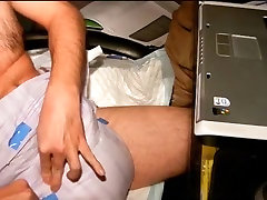 Best homemade gay video with Masturbate, Solo Male scenes