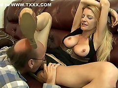 Fabulous pornstar Robbye Bentley in crazy mature, blonde porn video