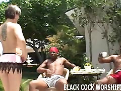 Nothing feels as good as a really big black cock