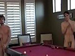 Arab gay fat twink cocks cumming I found the boys playing some pool