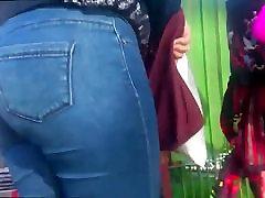 Culazo en Jeans Candid ass jiggle