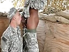 Military gay video free download hot super-naughty troops!