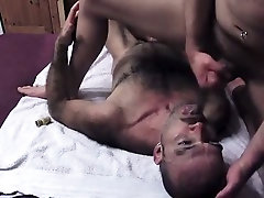 Horny amateur gay movie with Blowjob, Daddies scenes