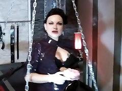 Fabulous amateur BDSM, MILFs xxx clip