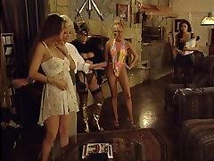 Hottest pornstars Shyla Foxxx and Caressa Savage in crazy mature, blowjob adult movie