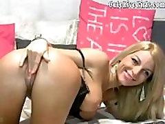 Live Webcam CuteLiveGirls.com Petite Coed Fisting Cute Big Vibrator Online No1