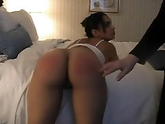 Crazy homemade BDSM, Brunette adult scene