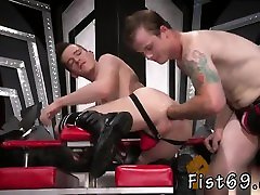 Gay extreme anal foot fisted boy first time Tatted bombshell