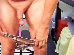 Wet Satin Panties 1.avi