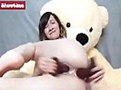 huge dildo painful double penetration - freewebcamshowtime.com