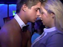 Best pornstar in horny brazilian, blonde xxx video