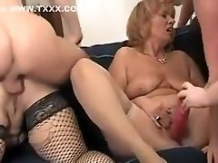 Fabulous Stockings, Mature sex movie