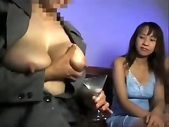 Crazy Big Tits, Lesbian adult scene