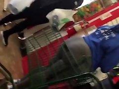 Ebony GILF Big Ass In Leggings re-edited