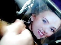 Cum on Scarlett Johansson 4