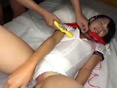 Amazing Japanese model Karen Haruki in Best college, masturbation JAV clip