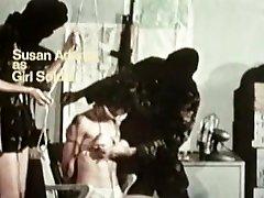 Crazy homemade BDSM, Military sex movie