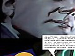 BDSM Comic Book - Slaves in latex spanked and punished hardcore