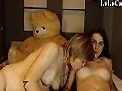 Amateur Girlfriend LaLaCams.com Nice EuroTeen Masterbates 01