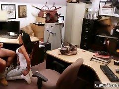 Mature mistress handjob Big orb Latina is a bi-atch for some