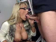 Mature busty moms having sex with boys