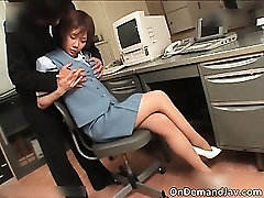 Busty cute asian chick gives horny guy part5