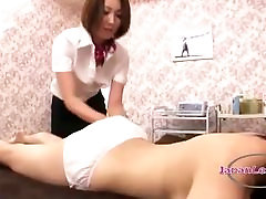 Japan Lesbian Massage