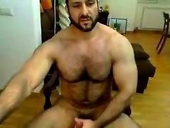 Gay bear muscle men hardcore outdoor