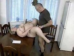 chubby german milf gets fucked