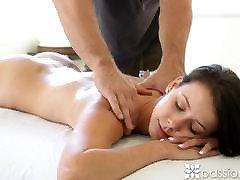 HD - Passion-HD Alaina Kristar oil massaged