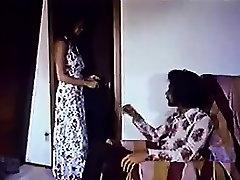 Vintage Ebony Fucking