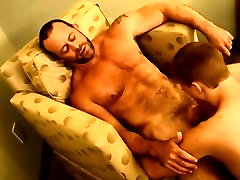 Gay clip of Thankfully, muscle daddy Casey has some ideas of